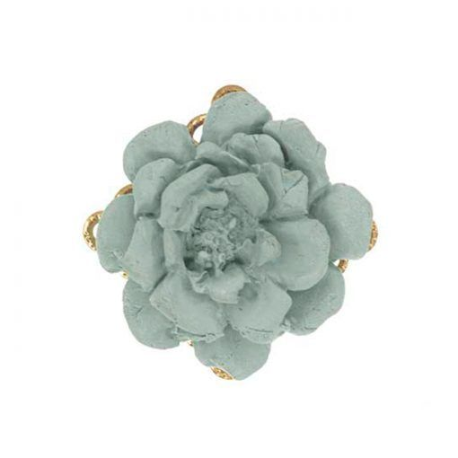 BROCHE PORCELANA