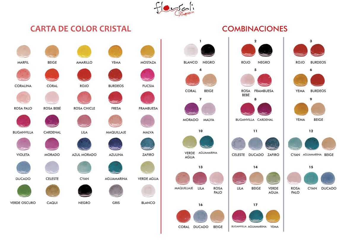 CARTA COLOR PIEDRA CRISTAL